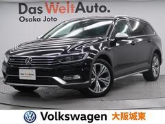 VW パサートオールトラックTDI 4モーション アドバンス 黒革 1オーナー 禁煙車