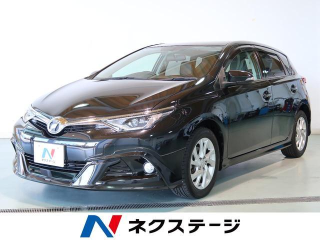トヨタ 150X Sパッケージ モデリスタエアロ ハーフレザーシート