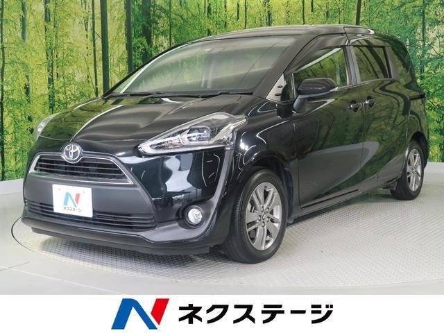 トヨタ G クエロ セーフティセンス 両側電動ドア SDナビ