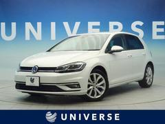 VW ゴルフTSIハイライン デジタルメータークラスター 純正ナビ