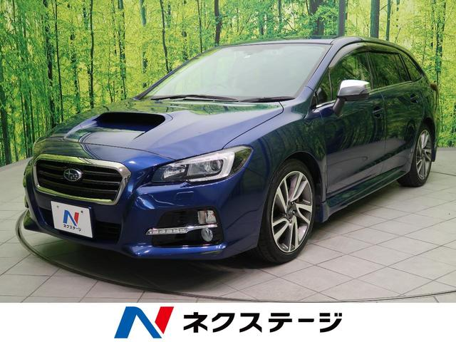 スバル 1.6GT-Sアイサイト 4WD 純正SDナビ 黒革シート
