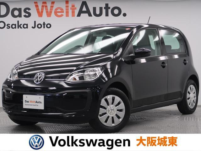 「フォルクスワーゲン」「VW アップ!」「コンパクトカー」「大阪府」の中古車