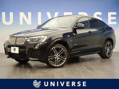 BMW X4xDrive 35i Mスポーツ 純正HDDナビ ACC