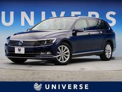 VW パサートヴァリアントTDIエレガンスライン DiscoverProパッケージ