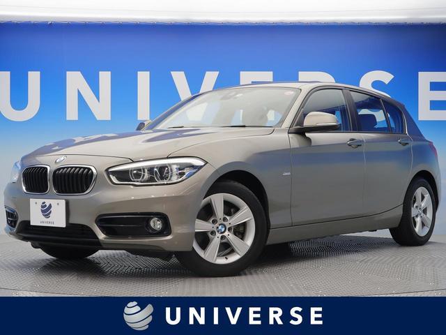 BMW 118iスポーツ パーキング/コンフォートPKG LED