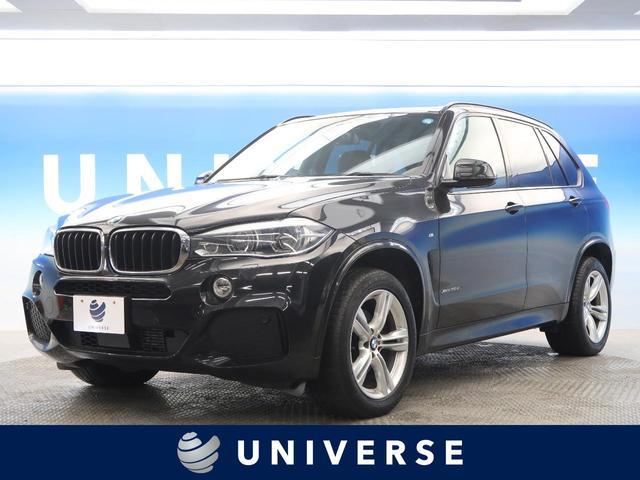 BMW xDrive 35d Mスポーツ ブラウン革 サンルーフ