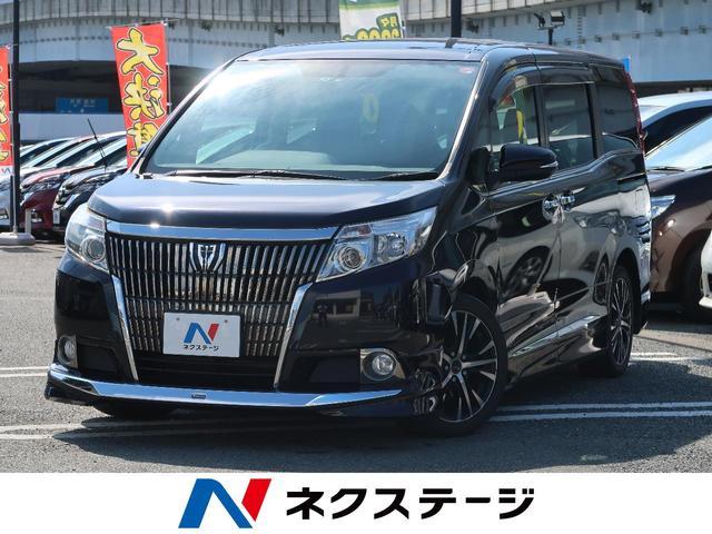 トヨタ Gi モデリスタエアロ 純正7型SDナビ