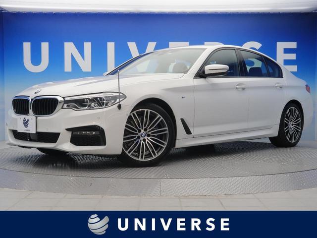 BMW 530i Mスポーツ イノベーションPKG 1オーナー 黒革