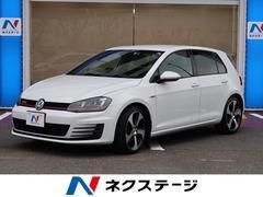 VW ゴルフGTIGTI 純正ナビ フルセグTV ETC コーナーセンサー