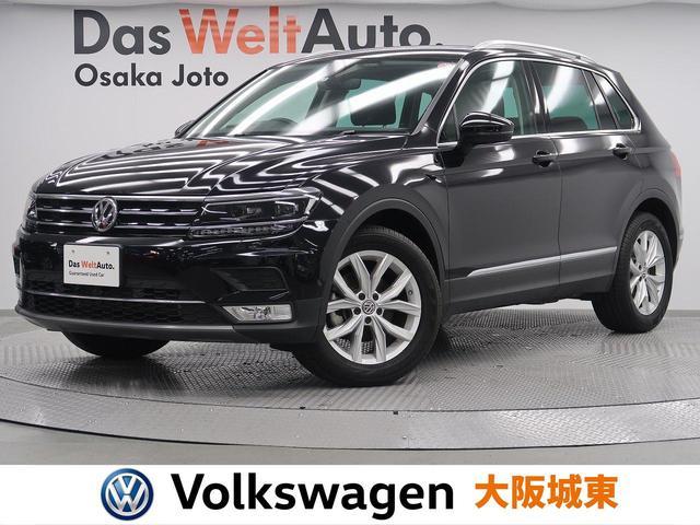 「フォルクスワーゲン」「VW ティグアン」「SUV・クロカン」「大阪府」の中古車