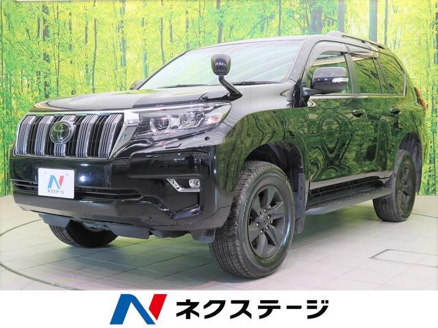 トヨタ TX Lパッケージ 4WD 衝突軽減装置 純正9インチナビ