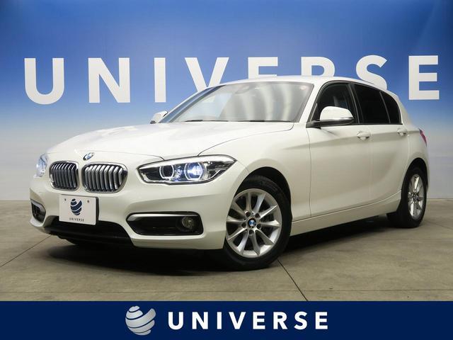 BMW 118i スタイル 禁煙車 純正ナビ LEDライト クルコン