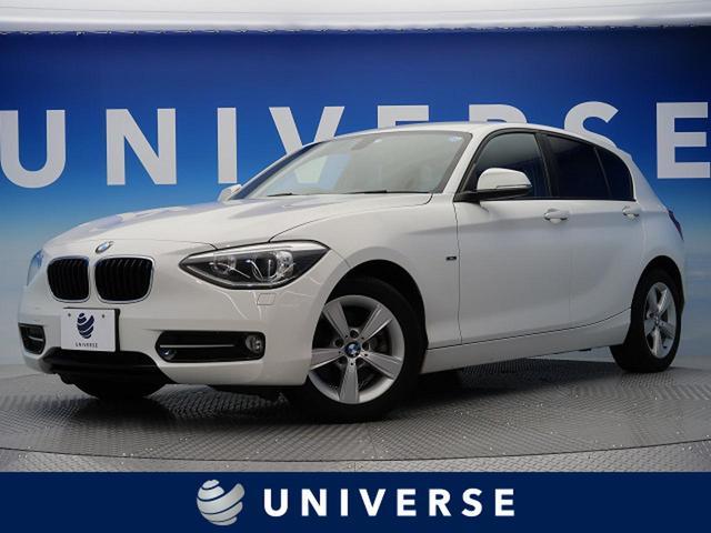 BMW 116iスポーツ 1オーナー 純正HDDナビ ミラーETC