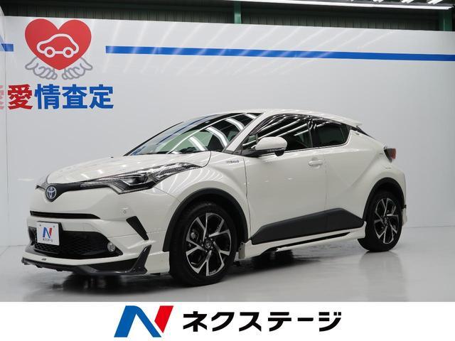 トヨタ ハイブリッド1.8G 革シート モデリスタエアロ クルコン