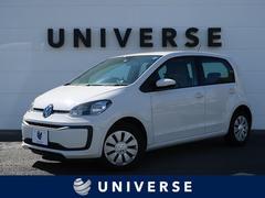 VW アップ!ムーブ アップ! 1オーナー インフォティメントPKG