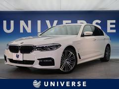 BMW530e Mスポーツアイパフォーマンス 黒革 純正ナビ 禁煙