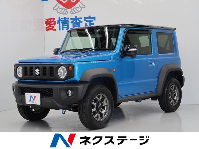 「スズキ」「ジムニーシエラ」「SUV・クロカン」「大阪府」の中古車