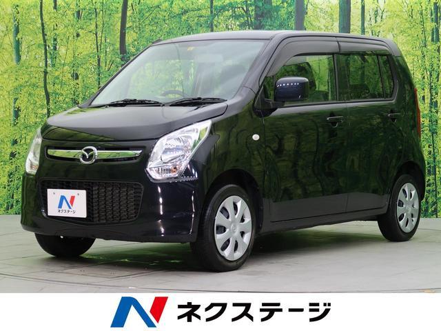マツダ XG 4WD 純正オーディオ アイドリングストップ