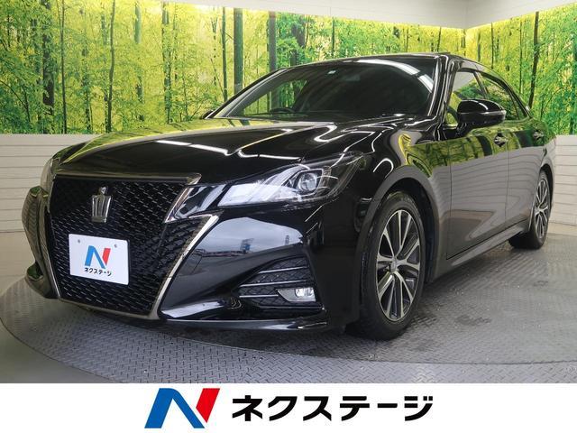 トヨタ アスリートS-T 1オーナー 黒革 ムーンルーフ