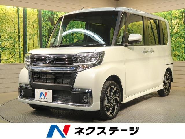 ダイハツ カスタムRS トップエディションVS SAIII 4WD タ
