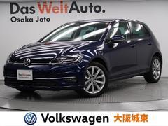 VW ゴルフTSIコンフォートライン テックエディション 障害物センサー