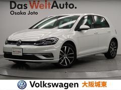 VW ゴルフTSIハイライン テックエディション 特別仕様・OPカラー
