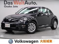 VW ザ・ビートルデザイン 1オーナー・純正ナビ・HIDヘッド