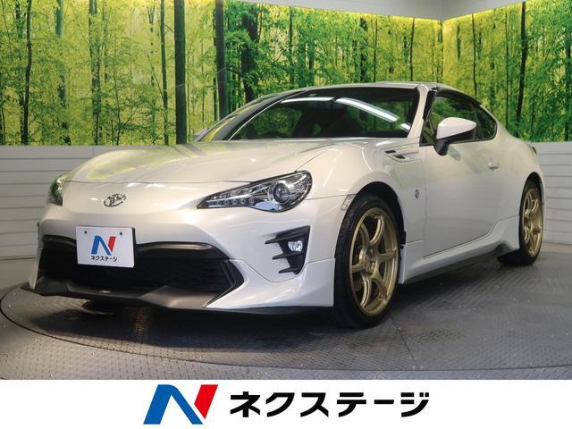 トヨタ GT TRD製エアロパーツ TRD製マフラー 6速MT