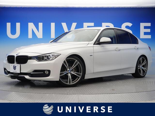 BMW 320d スポーツ 衝突軽減ACC 19インチAW キセノン