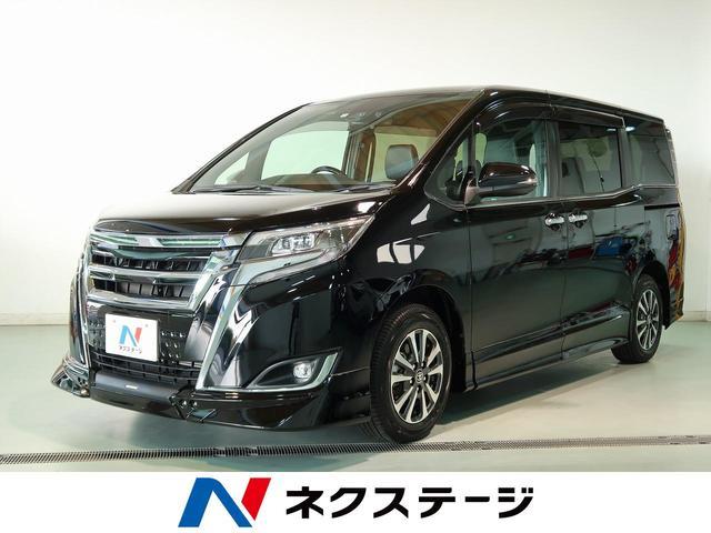 トヨタ Gi TRDエアロ 黒革 9型ナビ