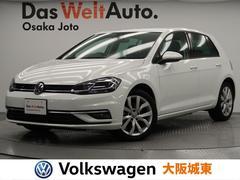 VW ゴルフTSIハイライン メーカーデモカー