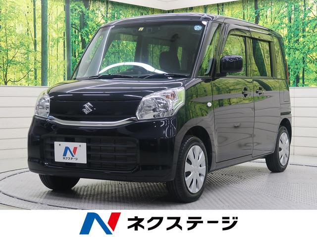 スズキ X デュアルカメラブレーキサポート装着車 純正ナビ
