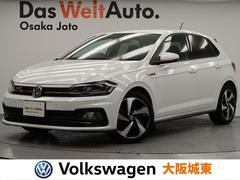 VW ポロGTIベースグレード テクノロジーPKG・セーフティPKG