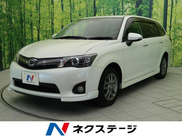トヨタ 1.5G エアロツアラー 純正ナビ