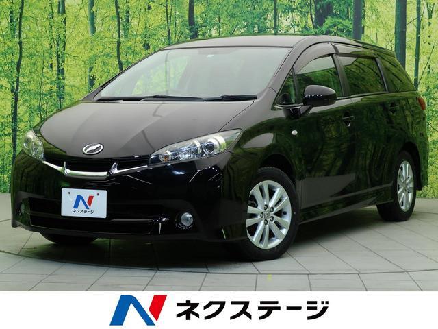 トヨタ 1.8S 純正SDナビ バックカメラ 禁煙車