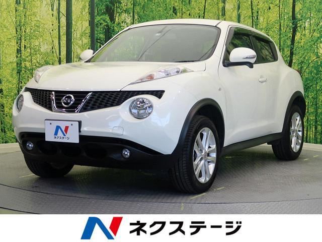 「日産」「ジューク」「SUV・クロカン」「新潟県」の中古車