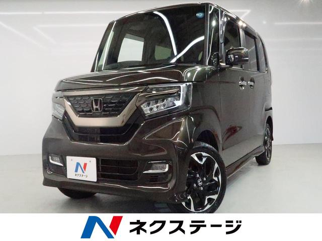 ホンダ G・Lターボホンダセンシング 4WD 両側電動ドア ETC
