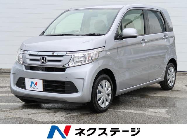 沖縄の中古車 ホンダ N-WGN 車両価格 79.9万円 リ済別 2019(令和1)年 0.2万km ルナシルバー・メタリック