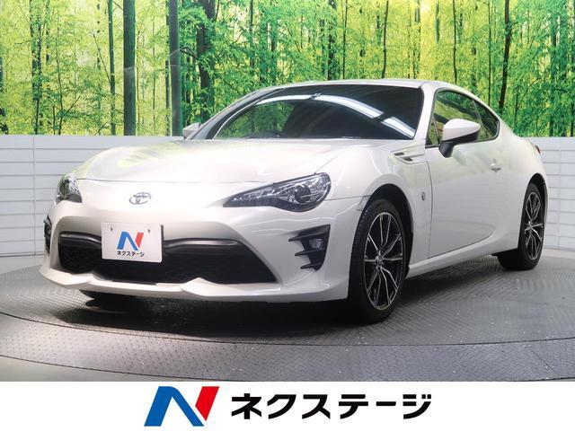 トヨタ GT 6MT 1オーナー 禁煙車
