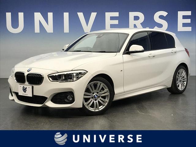BMW 118d Mスポーツ ワンオーナー インテリジェントセーフ