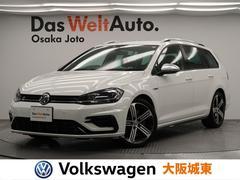 VW ゴルフRヴァリアントベースグレード 1オーナー・デジタルメーター・レザー