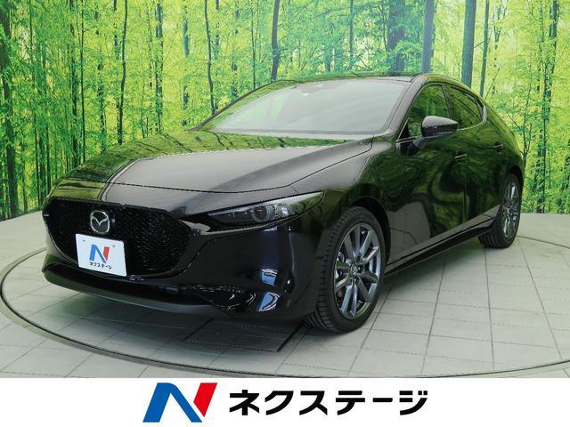 マツダ XD Lパッケージ 登録済未使用車 メーカーナビ