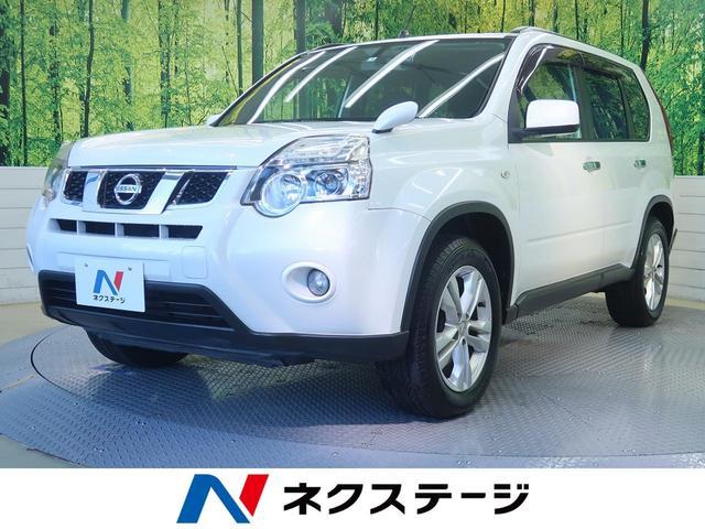 「日産」「エクストレイル」「SUV・クロカン」「滋賀県」の中古車