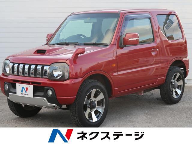 沖縄県の中古車ならジムニー クロスアドベンチャーXC 純正SDナビ/フルセグ/ETC