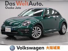 VW ザ・ビートルデザイン 純正ナビ・ETC・フルセグ・HIDライト