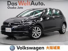 VW ゴルフTSIハイライン デモカー・デジタルメーター・ACC