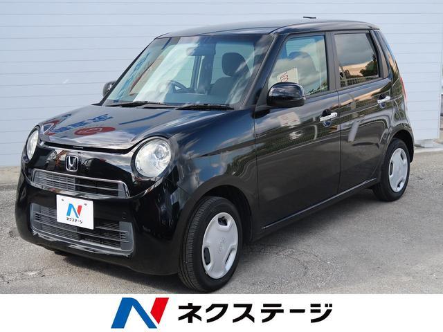 沖縄の中古車 ホンダ N-ONE 車両価格 49.9万円 リ済別 2013(平成25)年 5.6万km クリスタルブラック・パール