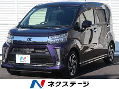 ムーヴカスタム RS ハイパーSAIII 社外SDナビ/バックカメ