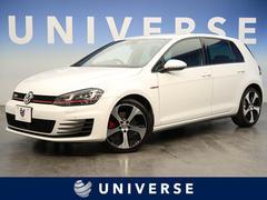 VW ゴルフGTIベースグレード DiscoverPro フルセグ DCC
