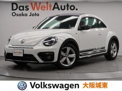 VW ザ・ビートルRライン クールスターPKG・ブラックルーフ